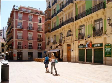 Аликанте школы испанского