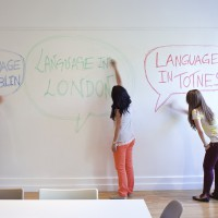 Language in London 54020