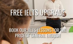Free IELTS upgrade