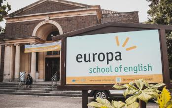 Europa School of English 1944