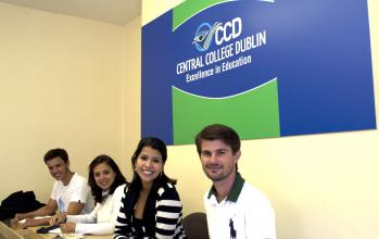 Central College Dublin - CCD 1072