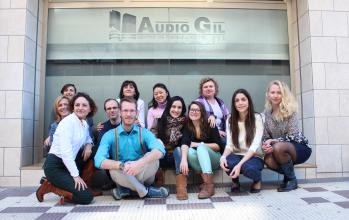 Audio Gil  - Spanish Institute 464