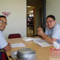 Time for English and Spanish School 47199