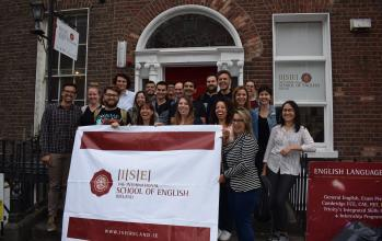 ISE Ireland - The International School of English 1705