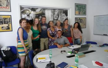 International Language School STUDIOITALIA 850
